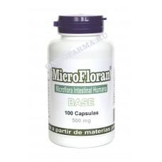 МИКРОФЛОРАН (MicroFloran Base) Базовый Симбиотический Комплекс  100 капсул по 500 мг